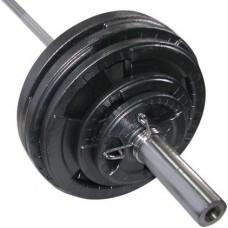 Штанга олимпийская Newt 120 кг. Гриф 2,2м, TI-NE0120-2200