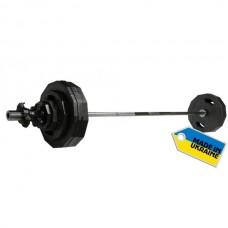 Штанга наборная олимпийская Newt TI-0120-2200 120 кг