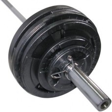 Штанга олимпийская Newt 175 кг. Гриф 2,2м, TI-NE0175-2200