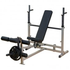 Скамья универсальная Body-Solid Combo Bench GDIB46