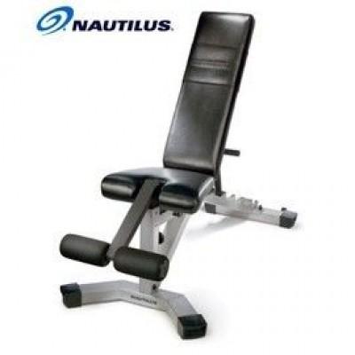 Скамья универсальная Nautilus NT 1020
