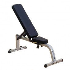 Скамья Body-Solid Heavy Duty Flat Incline Bench GF