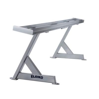 Одноуровневая стойка под гантели Eleiko 3002381-01 XF, серебристая