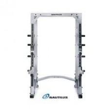 Стойка для приседаний Nautilus Premier Half Cage NT 1800