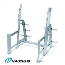 Стойка для приседаний Nautilus F3SR Squat Rack