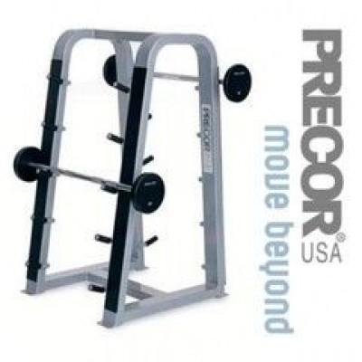 Стойка для штанг Precor 808 Barbell Rack