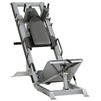 Жим ногами-Гакк машина Hoist HF4357 Leg PressHack Combo