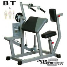 Тренажер трицепс машина модифицированная Inter Atletika BT209.2