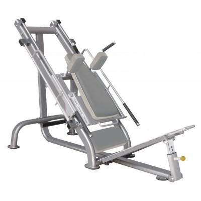 Силовой тренажер -жим ногами/Гакк-машина Impulse IT7006