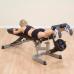 Опция: приспособление для ног Body-Solid GLDA3
