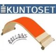 Тренажер доска для пресса Bodybow Curved Board KU-B115