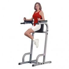 Брусья - станок для пресса BodySolid Vertical Knee Raise Dip GVKR60