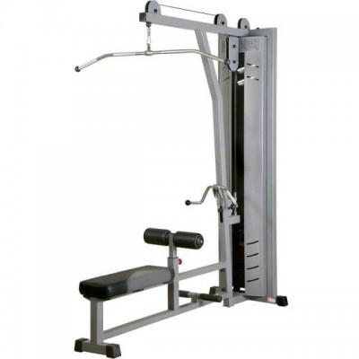 Блок для мышц спины комбинированный Inter Atletika BT118
