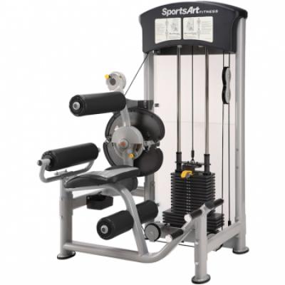 Тренажер для нижних мышц спины и пресса SportsArt DF-106
