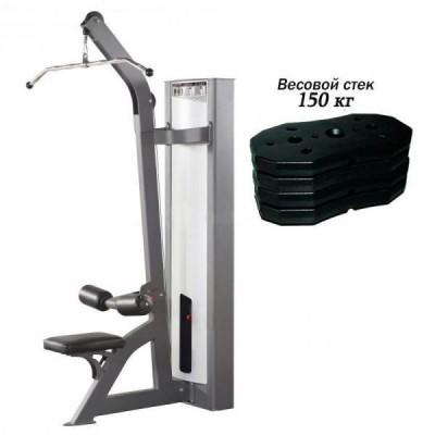 Верхняя тяга / 150 кг Inter Atletika X101.1