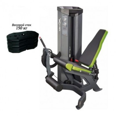 Разгибатель бедра / 150 кг Inter Atletika XR107.1
