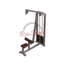 Тренажер Блок для мышц спины (верхняя тяга) BruStyle TC201