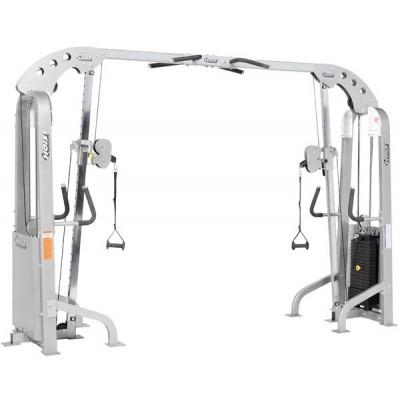 Силовой тренажер перекрестная тяга Hoist HD-1180