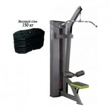 Верхняя тяга / 150 кг Inter Atletika XR101.1