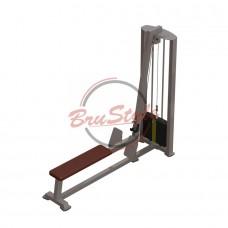 Тренажер Блок для мышц спины (нижняя тяга) BruStyle TC202