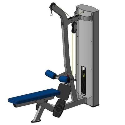 Блок для мышц спины Inter Atletika X118