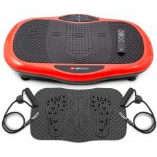 Виброплатформа Hop-Sport 3D HS-070VS Scout красный